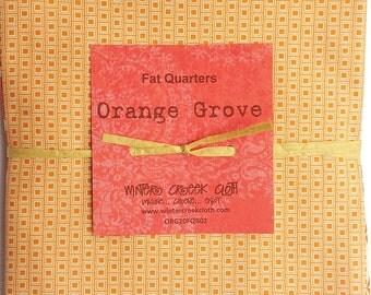 Orange Fat Quarter Bundle (ORG20FQB02)