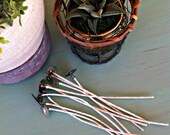 Eco 12 Wicks for Candlemaking, Soy Candle Wicks, Cotton Wicks, Candle Wicks, Eco-12 Series, Eco-12 Wick