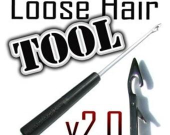 DreadHead Loose Hair Dread Tool for Dreadlocks