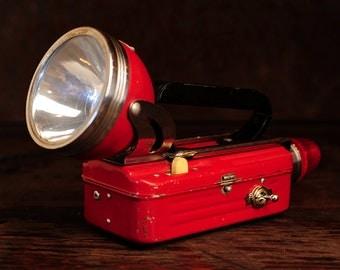 Nightlight / Accent Light from Vintage Flash Light