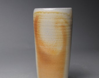 Clay Tumbler Wine Cup Wood Fired A77