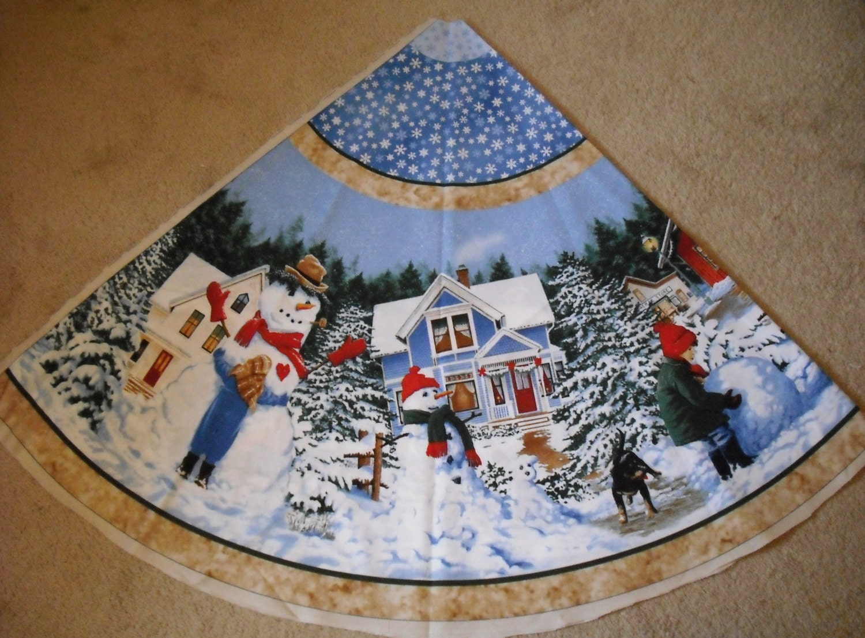 Best 28 Christmas Tree Skirt Panels Victorian