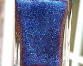 Skyward Sword - Legend of Zelda -  handmade multichrome flakie chameleon nail polish