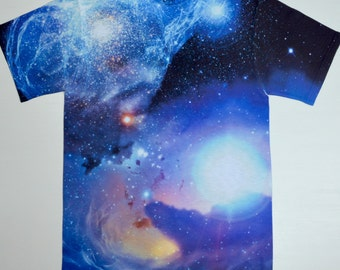 Space GalaxyPrint T-Shirt (55)