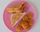 American Girl Food Grilled Cheese Sandwich