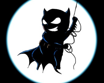 BatKid Fine Art Print