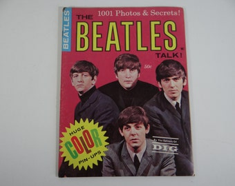 1964 - The Beatles Talk By the Editors of DIG Magazine