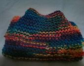 Basic Small Rainbow Dog Sweater