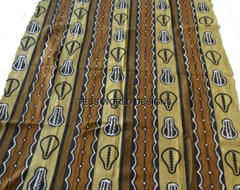 Sale, Handcrafted , Mudcloth  , Bogolanfini , Handwoven ,  African Fabric, Mudcloth bag , Mudcloth pillow, Cowrie Motif ,  MC024