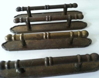 Vintage Brass Handles