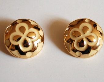 Clip on earrings ORENA