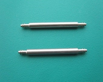 Spring Bars For Watch Strap Fitting Sold in Pairs sizes From 8mm- 24mm