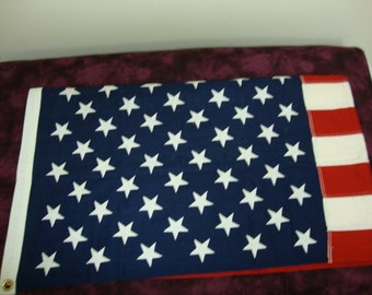 1960 Annin Defiance Flag Flown Over Capitol July 4th