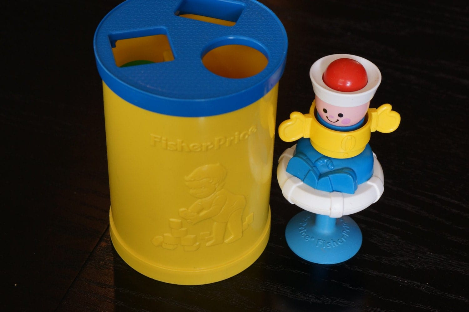 Vintage Fisher Price Baby Toys