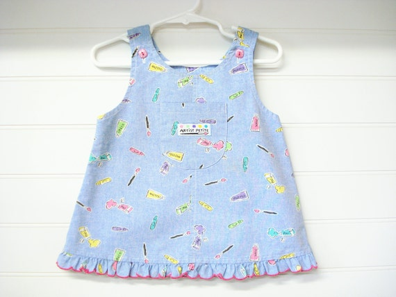 Vintage Baby Dress Baby Girl Clothes Vintage Baby Clothes