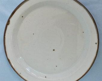DANSK POTTERY (Brown Mist) Salad Plate
