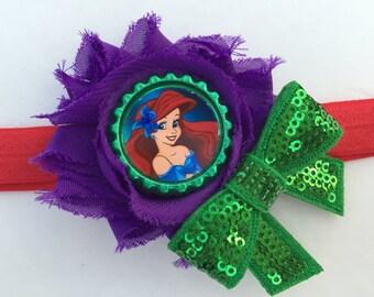 Little Mermaid Headband
