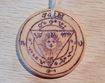 Magical Seal of Communication
