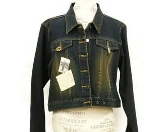 Denim Memories Upcycled jacket