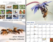 2015 Missouri Honeybee Calendar