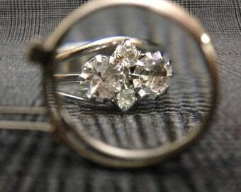 Vintage 1970's Adjustable Ring