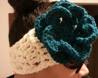 Cozy Ladies' Headwarmer, Ladies Headband, Ladies Ear Warmer, Headband,