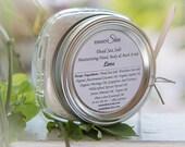 Dead Sea Salt Moisturizing Body Scrub, valentienes day gift, Detoxify, Anti Inflammatory, skin care, sea salt, moisturizing, body scrub