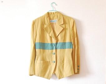 Ted Lapidus Vintage 1960's Blazer