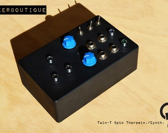 Twin-t Opto Theremin
