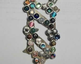 "Lotti Dottie Magnetic JewelryHolder ""Your Name"" Custom Made Holds Your Dotties/ Magnetic Jewelry Free Shipping in USA"