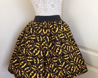 Batman Logo full skirt