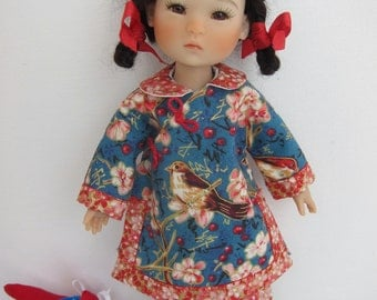 """Sewing pattern for 8"""" BJDs"""
