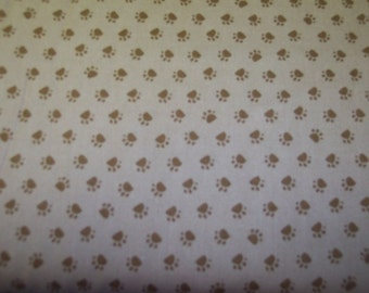 Marcus Brothers Kitty City Paws 100% Cotton Quilting Fabric