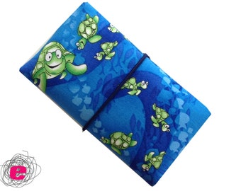 Cellphone pouch turtles, Smartphonesleeve