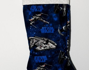 Star Wars Christmas stocking