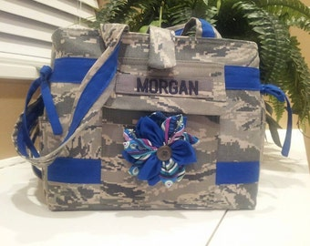 CUSTOM MEDIUM Military Tote