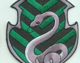 Slytherin Decal or Patch