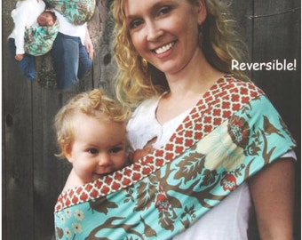 Pattern - Sling Buddy - Baby Sling Paper Sewing Pattern by Olive Ann Designs