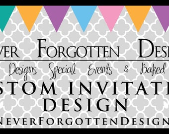 Custom Party Invitation