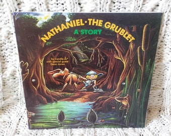 Nathaniel The Grublet- Candle, With Special Guest Dean Jones vinyl record
