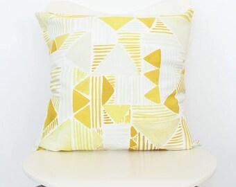 Damaged Sunshine Triangle Medley - Throw Pillow