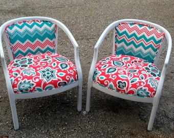 Darling Calypso Mid Century Modern Chairs