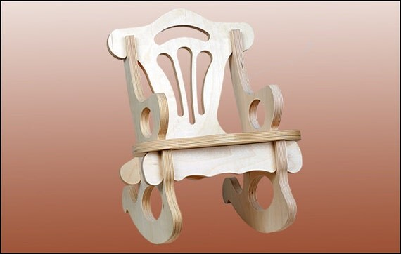 40. Children's Rocking Chair (pre-assembled and shipped direct)