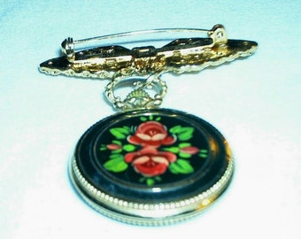 Vintage Bucherer Pendent Watch