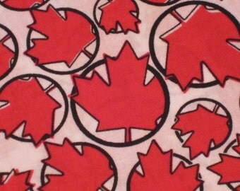 Canadian Maple Leaf - Standard Pillow Case