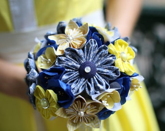 "Wedding bouquet ""Odette"""