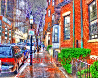 Beacon Hill by J.B. Woods