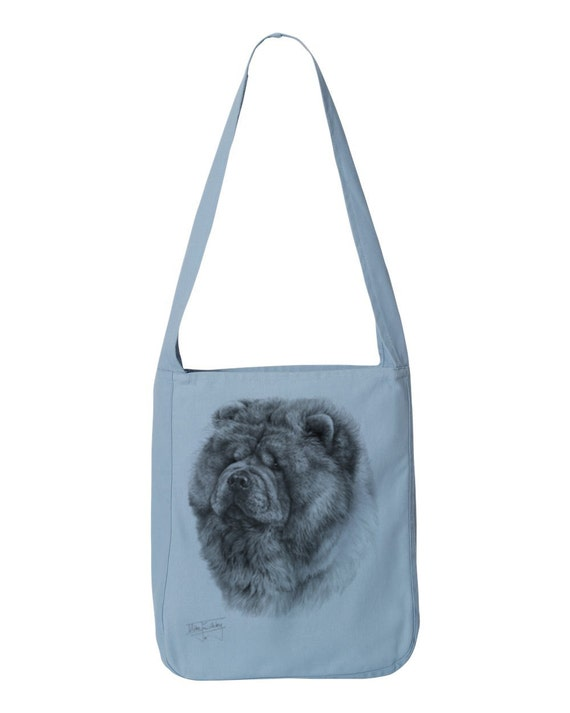 Chow Chow Purse from Etsy Shop