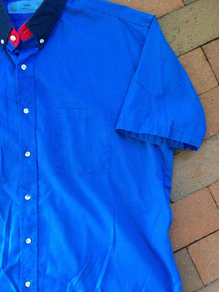 Brandon Auto Mall >> NAPA Auto Parts Uniform Shirt Size Extra Large by HeydayRetroMart