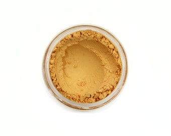 All Natural Makeup - Fair Yellow - Makeup Concealer - Golden Honey